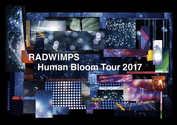 """RADWIMPS""""Human Bloom Tour 2017""""が総合ミュージック映像首位獲得、BDは自己最高初週売上を記録"""