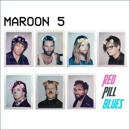マルーン5、待望のニューアルバム『レッド・ピル・ブルース』が世界先行発売!