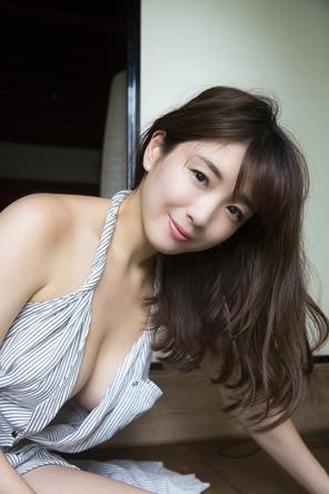 「週刊プレイボーイ47号」園都 (c)桑島智輝/週刊プレイボーイ