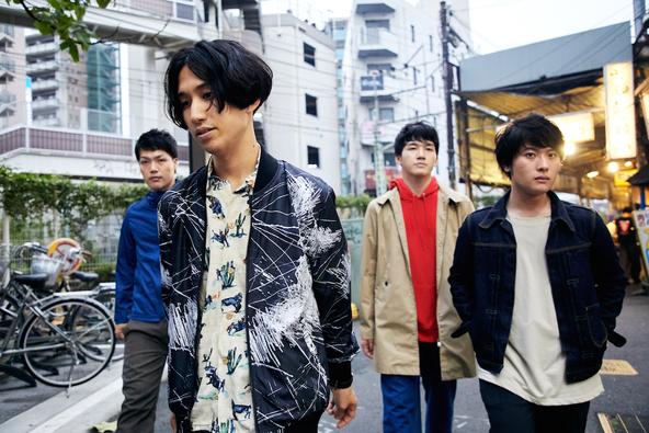 マカロニえんぴつ、1stアルバムよりリード曲「ミスター・ ブルースカイ」のMVを公開