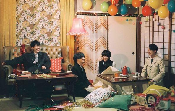 indigo la End、配信限定シングル「冬夜のマジック」を川谷絵音の誕生日にリリース決定