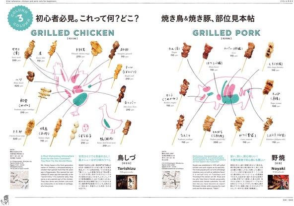 『酒場STORY』中面(2)