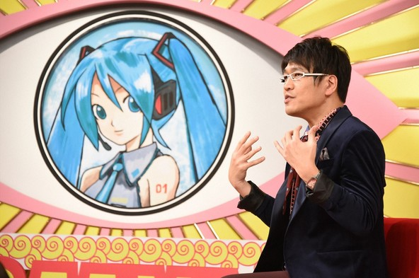 ピコ太郎の世界的ブレイクに影響を与えたバーチャルアイドル・初音ミクのスゴさを古坂大魔王が熱弁 「オー!!マイ神様!!」