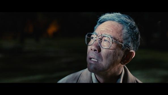 初老のダメサラリーマン・木梨憲武が新宿の空を飛ぶ! 映画『いぬやしき』特報解禁