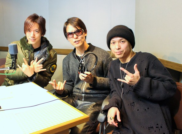 BREAKERZがメンバー全員で2018年の抱負を「DAI語」で発表、SHINPEIの天然ぶりにDAIGOとAKIHIDEは!?