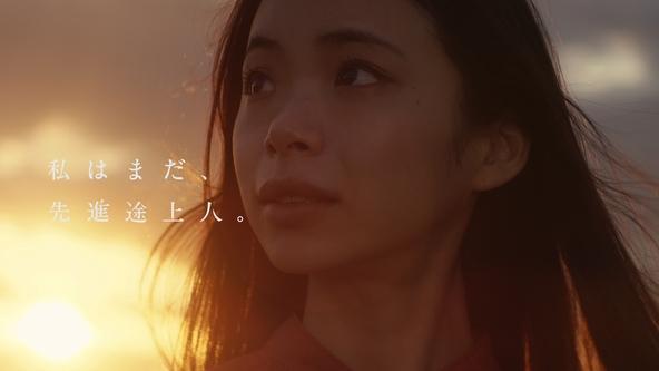 女優・趣里が出演する新CMソングに日食なつこ「「何かを変えたい」という本音を内側から押し拡げるような曲」