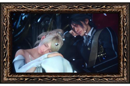 FFX 幻の結婚式