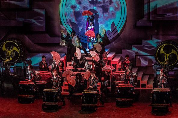 想像を完全に裏切る日本の最新エンターテインメント! 世界700万人が熱狂した「DRUM TAO」が集大成を魅せる
