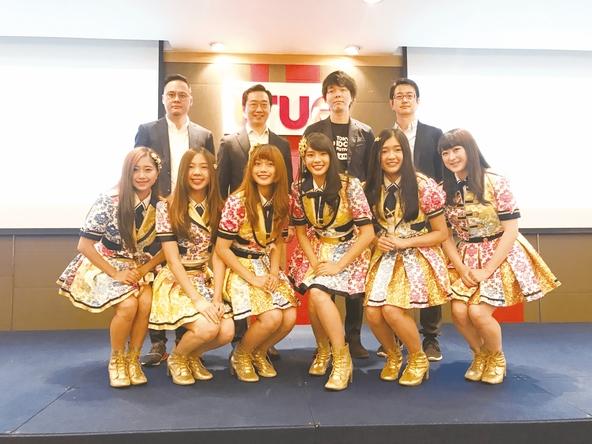 "BNK48・アキシブproject・まねきケチャ・愛乙女☆DOLL出演決定!""TOKYO IDOL FESTIVAL""がタイで初の海外進出"