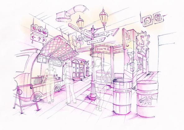 『moreru mignon(モレルミニョン)』舞浜イクスピアリ店4月下旬オープン! (1)