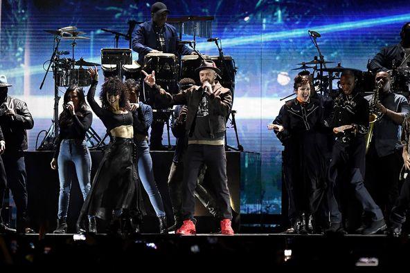 「The BRIT Awards 2018」でエド・シーラン、ジャスティン・ティンバーレイク、サム・スミスらが圧巻のパフォーマンス!