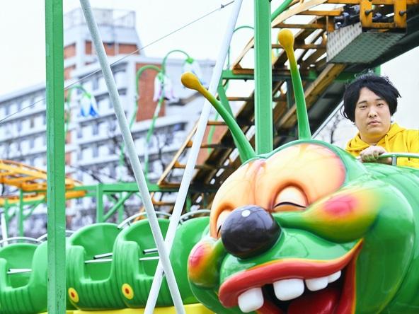 岡崎体育、企画アルバム『OT WORKS』リリースを記念して1000人限定フリーライブが開催決定!「 uP!!!NEXT」