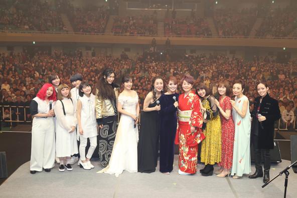 豪華アーティスト多数出演!『中島みゆきリスペクトライブ 2018 歌縁 東京公演』がテレビ初放送