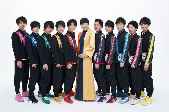 和田アキ子 with BOYS AND MEN 研究生 新曲先行配信開始。配信限定曲も! (1)