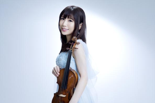 動画投稿サイトで人気のバイオリニスト、石川綾子のコンサートにMay J.、松井咲子、+α/あるふぁきゅん。の出演が決定