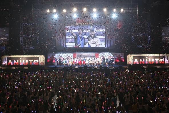 ワルキューレ、i☆Ris、内田真礼、fhanaらに5000人のファンが大歓声!アニュータライブ2018「あにゅパ!!」開催