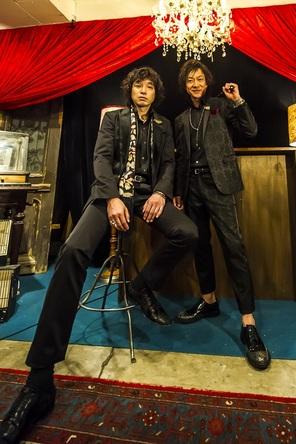 MANNISH BOYS(斉藤和義☓中村達也)がセカンドシングル発売&初ワンマンツアー開催決定