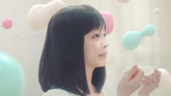 きゃりーぱみゅぱみゅさんが、黒髪&ナチュラルメイクに大変身!! CMソングは、新曲『きみのみかた』 (7)