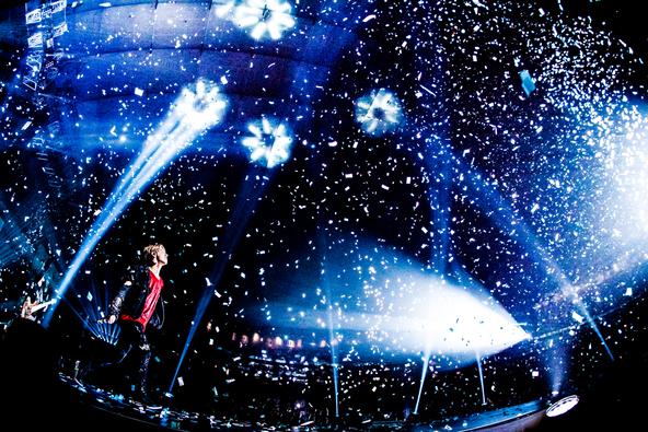 ONE OK ROCK、日本凱旋4大ドームツアー・東京ドーム公演からテレビ放送予定の楽曲の一部を先行公開