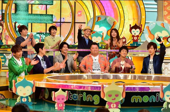 三代目JSBメンバー全員と相席になったら? トレエン斎藤がX JAPANのToshlと歌手デビュー!? 「モニタリング」