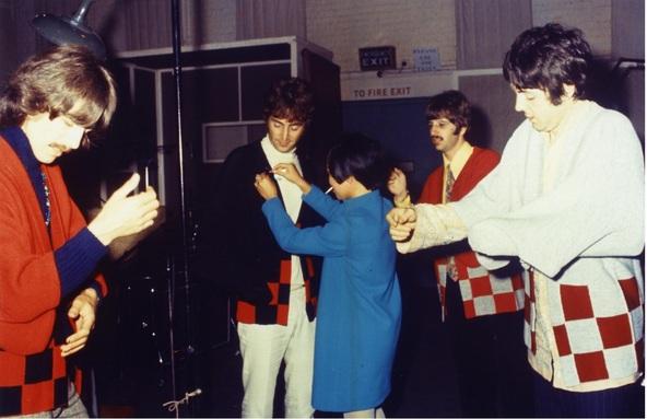 18年6月29日、THE BEATLES肉声、POP UPイベント@ReNYで50年ぶりに公開! (1)