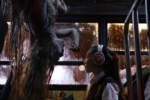 山田裕貴主演の青春映画『あの頃、君を追いかけた』原作者が放つ、ポップでグロイ学園ホラー!『怪怪怪怪物!』が再上映へ (C)Star Ritz International Entertainment Co., Ltd.