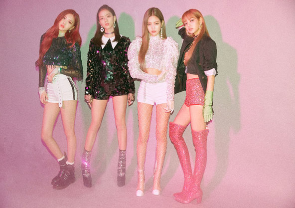 韓国ガールズグループ・BLACKPINKが『SQUARE UP』でオリコンデジタルアルバム初首位獲得