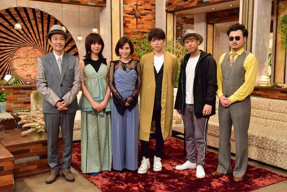 CHEMISTRY・May J.・前野健太が昭和の名曲をカバー、ゲスト3組による合同トークも 「The Covers」