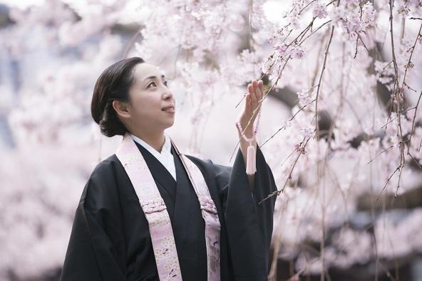 「美しすぎる住職」三浦明利、奈良の光明寺で第七回法話コンサートを開催