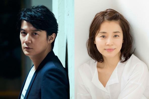 福山雅治と石田ゆり子が初共演! 40代の男女2人が織りなす大人のラブストーリー「マチネの終わりに」映画化