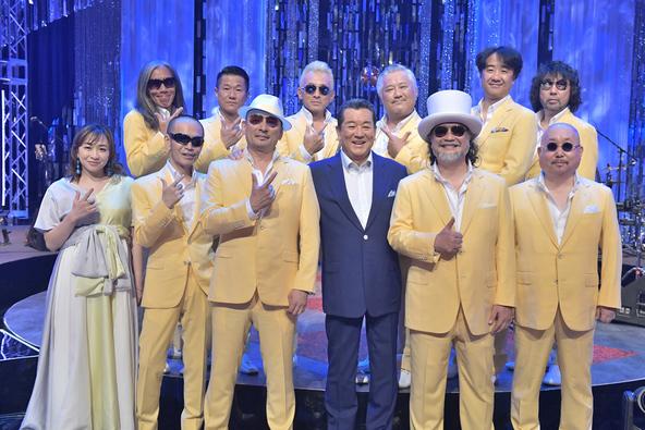 クレイジーケンバンド20周年記念SP!加山雄三とのスペシャルコラボ&昭和歌謡の名曲カバーも『The Covers』