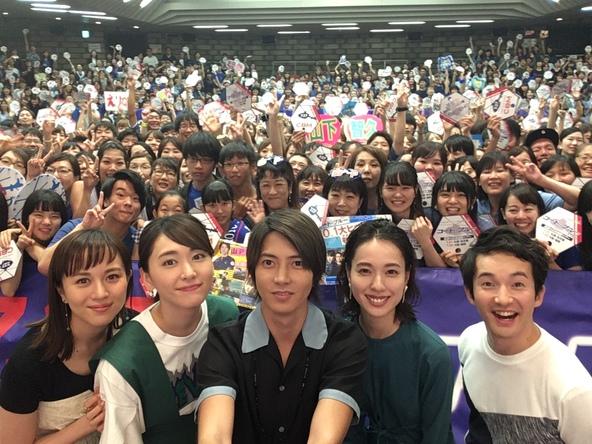 山下智久、新垣結衣、戸田恵梨香らが『コード・ブルー』ファン約4200人と交流! 日本縦断弾丸ツアーで感謝の気持ち伝える