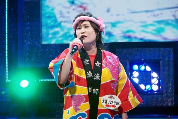 『THEカラオケ★バトル』<ルーキーズカップ>異色の姉妹ユニット・もも (c)テレビ東京