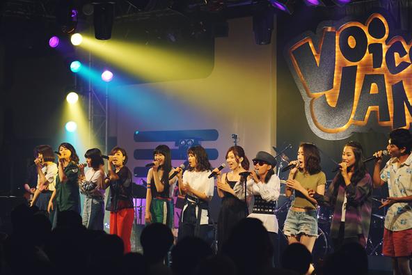 """鈴木愛理、リトグリ芹奈、Anly、當山みれい、J☆Dee'Zらが完全""""生""""バンドで歌唱力バトル&コラボセッション!"""