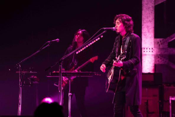 ライブならではの斉藤和義が詰まった『Toys Blood Music』ツアーから山梨公演の模様をテレビ放送!