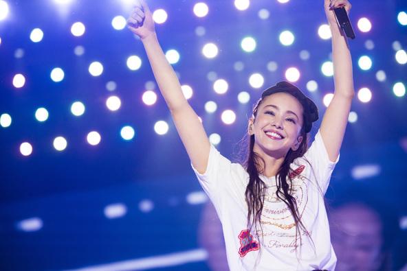 安室奈美恵「ステキな思い出になるよう頑張ります!」引退前日にBEGIN、モンパチ、平井堅と一夜限りの音楽ライブ