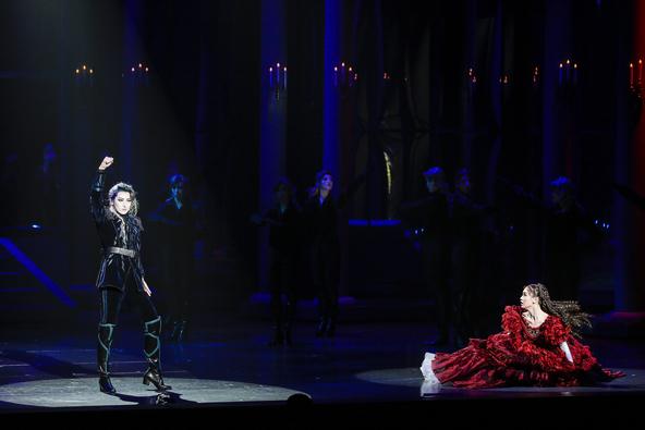 ミュージカル『エリザベート−愛と死の輪舞(ロンド)−』 (c)撮影:森好弘