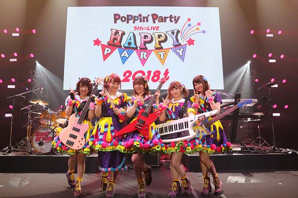 Poppin'Party、Roseliaらの楽曲収録CDを実演キャストが直接配布「バンドリーマー感謝キャラバン」開催決定!