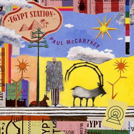 ポール・マッカートニー、5年ぶりニュー・アルバム「エジプト・ステーション」が世界同時発売