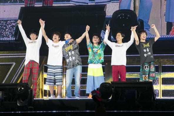 関ジャニ∞東京ドーム公演4Days開催!「始まるんじゃない、始めるんだ!」2日目公演では東京スカパラとの共演も