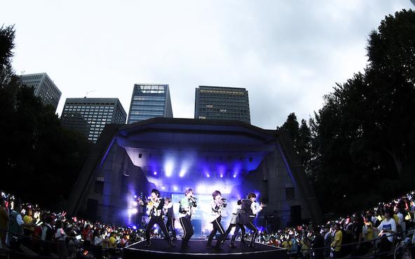 """男装ユニット""""風男塾""""が10周年ライブを開催!ファン投票で決まるセットリストで1位となった曲とは?"""