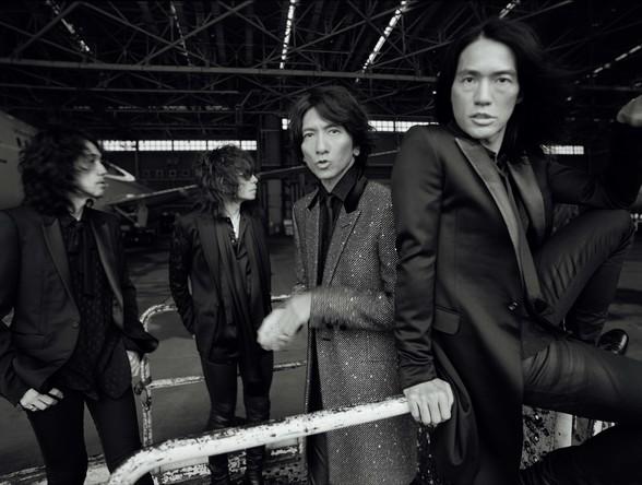 THE YELLOW MONKEYがAtlantic/Warner Music Japanとタッグを組むことを発表