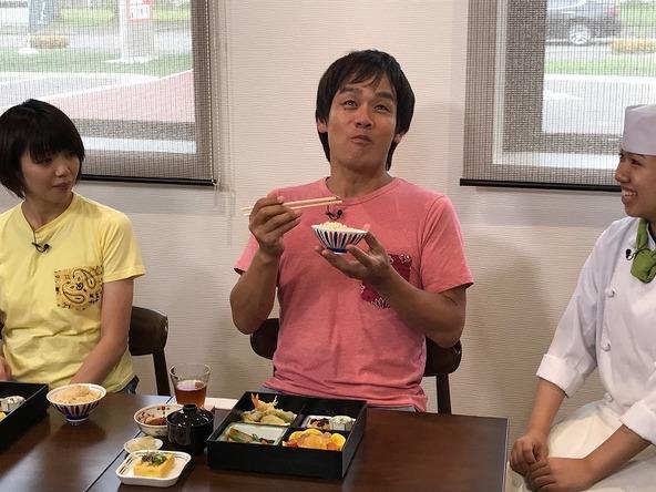 『あぐり王国北海道NEXT』高校生シェフの料理に森崎リーダー感動! (c)HBC