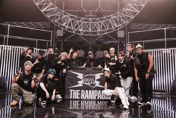 THE RAMPAGE、WOWOWコラボ第2章でダンスパフォーマンス&スタジオライブのダイジェスト映像を特別公開