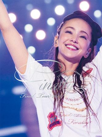 安室奈美恵さんラストツアー映像が5年4カ月ぶりの音楽DVD返り咲き首位! DVD・BDの合計累積売上は173万枚に