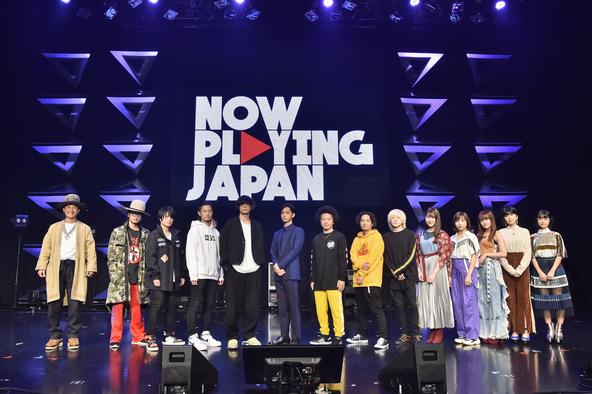 [ALEXANDROS]、平井 大、リトグリ、電波少女が「NOW PLAYING JAPAN LIVE vol.2」で堂々たるステージング披露