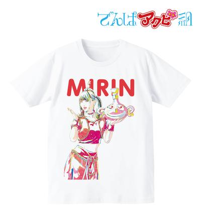 """『でんぱアクビ組』のメンバーをイラストに描き起こした""""Ani-Art""""Tシャツの受注がスタート"""