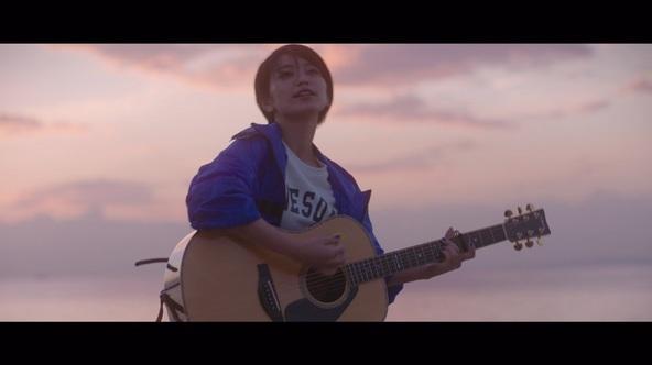 miwa、ショートカットにイメチェン後初のMVで髪を振り乱し歌う!出身地・葉山の海岸で撮影、マジックアワーのカットも