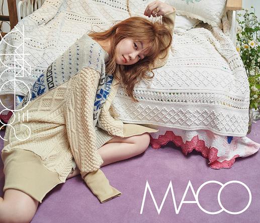 MACO 、New Albumのジャケット写真と収録曲を公開「今回のアルバムは全曲新曲、ラッパーのSALUくんも参加」