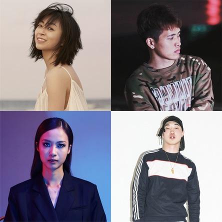 宇多田ヒカル、配信シングルをサプライズリリース!新進気鋭のアジアン・ラッパーをフィーチャリング